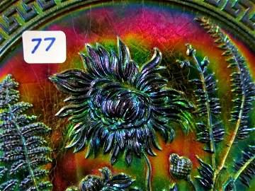77: ON FIRE!!! IMP EMERALD GREEN CHRYSANTHEMUM CHOP PLA