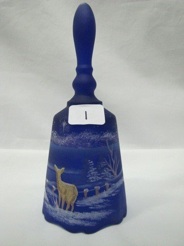 1: Painted bell- Frederick