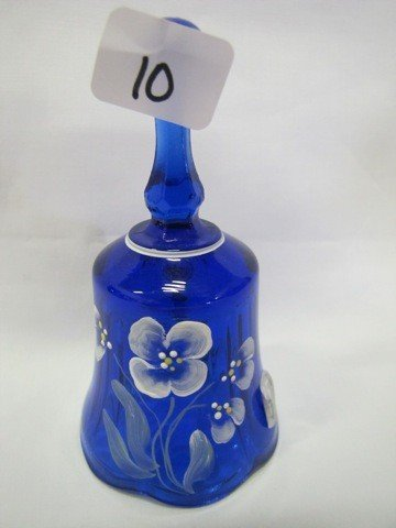 "10: hp 4"" floral bell"