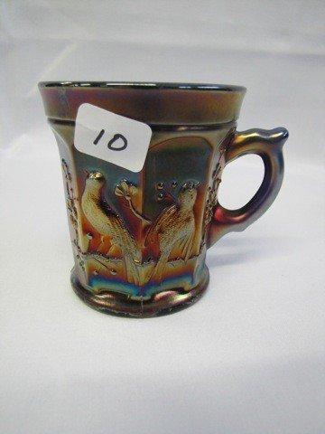 10: Nwood blue Singing Birds mug
