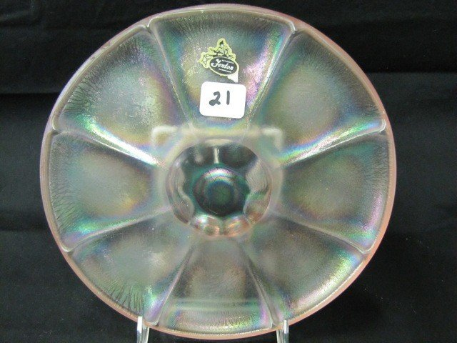 21: Fenton velva rose Stretch plate