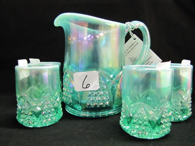 6: Fenton childs water set-Historic collection