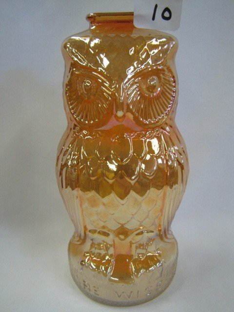 10: mari. Be Wise owl bank