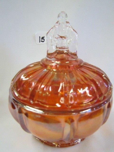 15: mari. My Lady powder jar