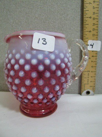 13: Fenton - See photo for description & height