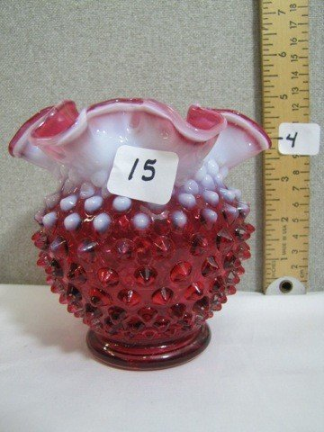 15: Fenton - See photo for description & height