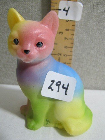 294: Fenton - See photo for description & height