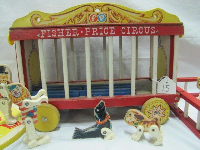 15: Fisher Price Circus
