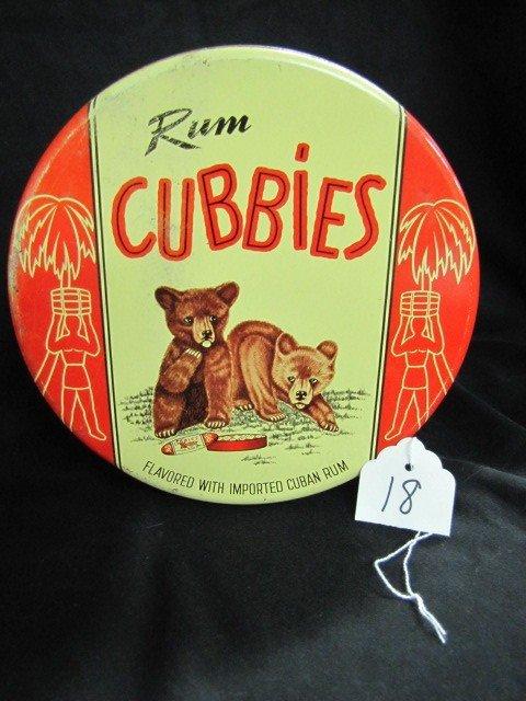 18: Cubbie's tin