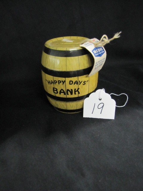 19: Happy Days bank