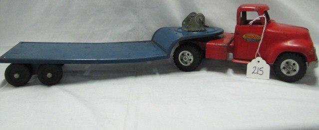215: Tonka car hauler