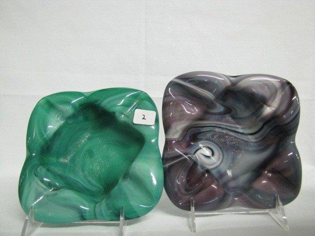 2: Slag Glass- See photo for description