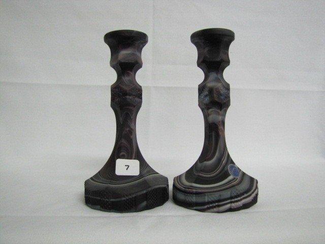 7: Slag Glass- See photo for description