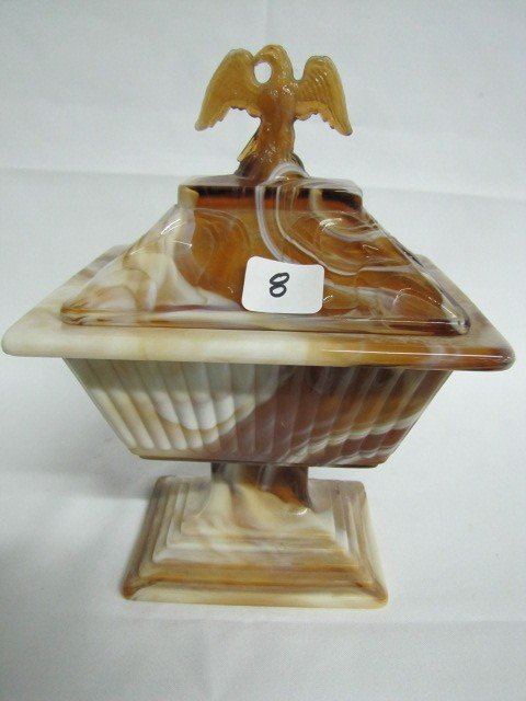 8: Slag Glass- See photo for description
