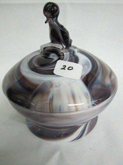 20: Slag Glass- See photo for description