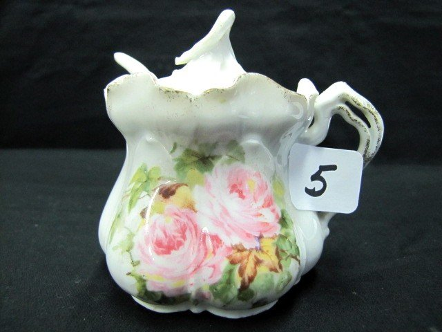 5: UM RSP morning glory mold mustard pot