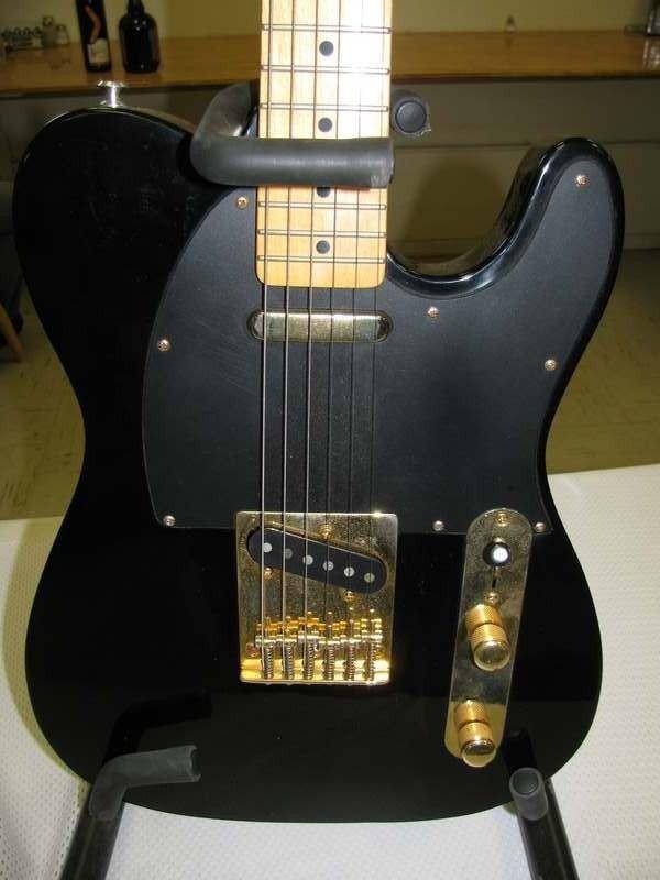 163: Samick Artist Series Guitar ~ Telecaster Style ~ S - 2