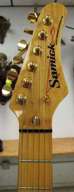 163: Samick Artist Series Guitar ~ Telecaster Style ~ S - 3