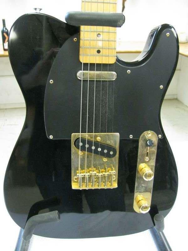 163: Samick Artist Series Guitar ~ Telecaster Style ~ S - 4