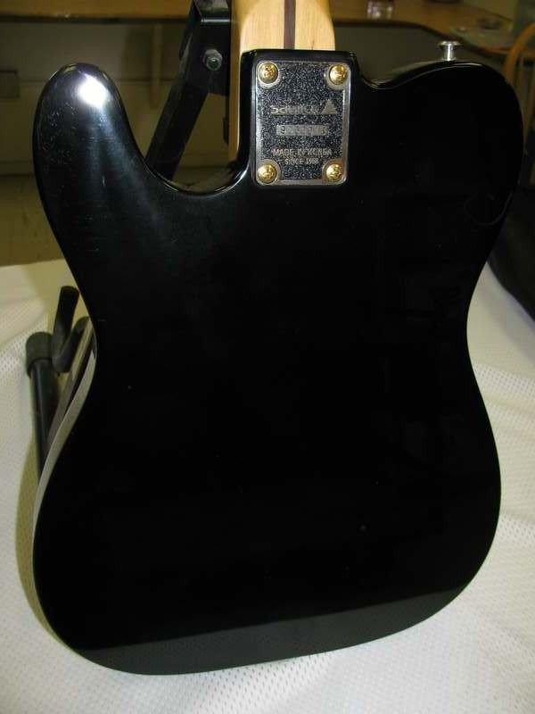 163: Samick Artist Series Guitar ~ Telecaster Style ~ S - 5