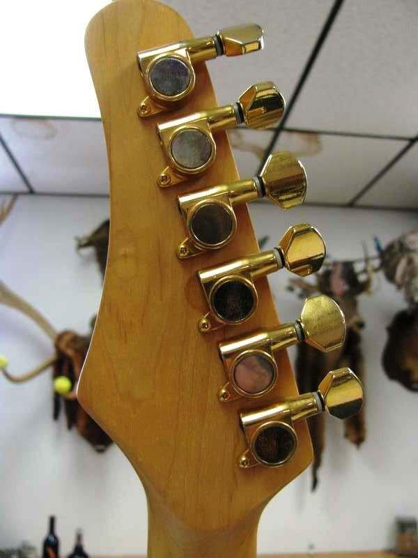 163: Samick Artist Series Guitar ~ Telecaster Style ~ S - 6