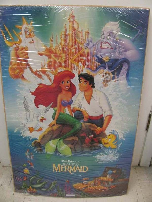194: Disney Controversial Poster of The Little Mermaid
