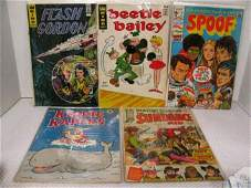 264 Mixed Lot of SilverBronze Age Comics  Spoof  1