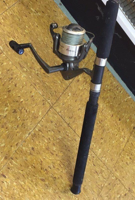Shakespeare Contender Fishing Rod & Reel