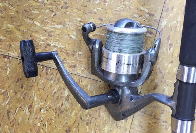 Shakespeare Contender Fishing Rod & Reel - 4