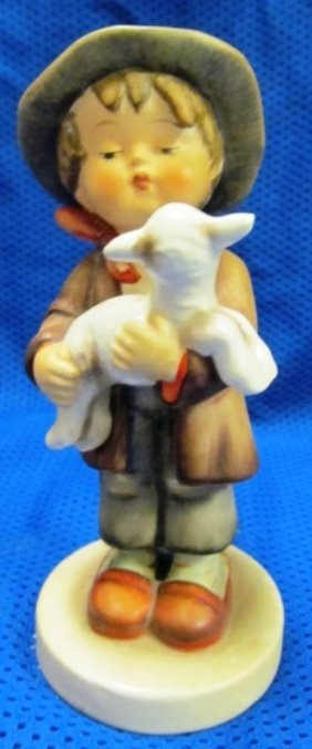 "Vintage Hummel Full Bee Shepherd Boy 6"" Figurine"