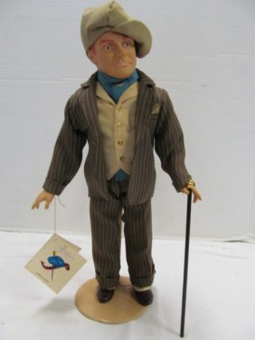 Vintage (51) Effanbee Doll ~ 1987 James Cagney
