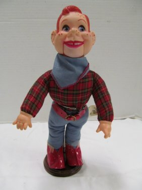 Howdy (113) Doody Ventriloquist Doll 12 1/2""