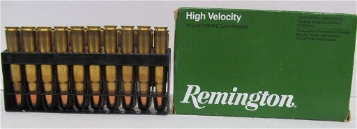 AMMO Remington High Velocity 8mm Mauser 170 GR Soft PT