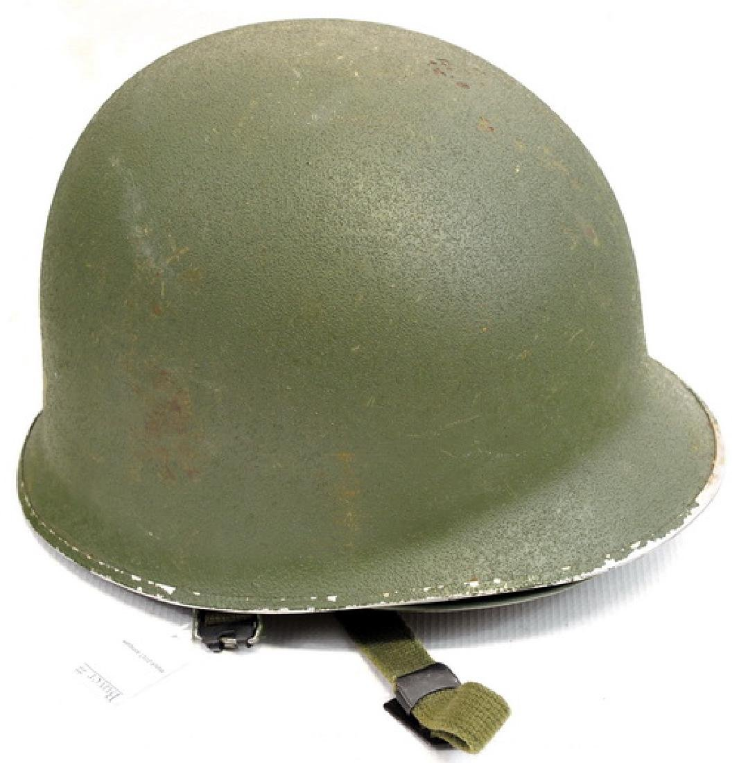 Korean War Era US Helmet