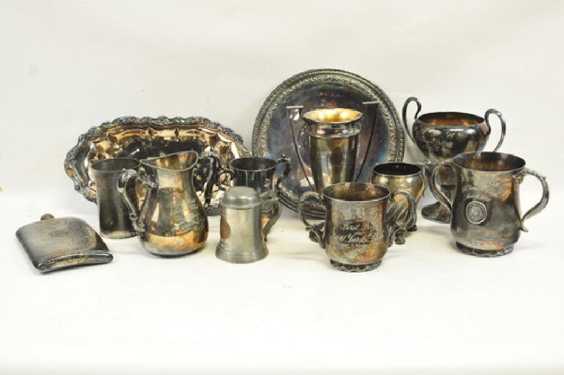 20 Late 19th Century Athletic Trophies - 2
