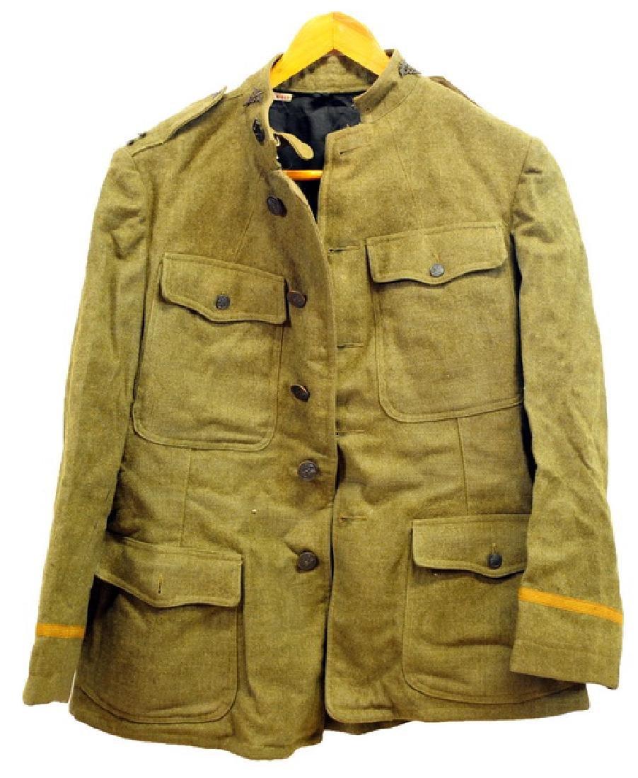 WW1 Military Uniform in very good shape