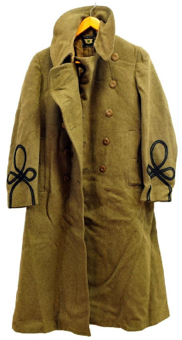 WW1 Military Uniform in very good shape - 3