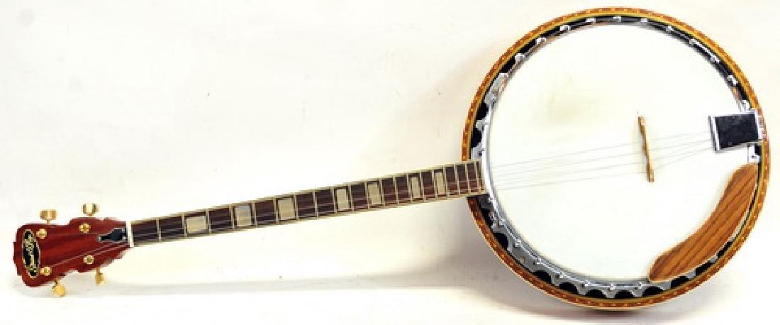 Vintage Strad-O-Lin Banjo - 2