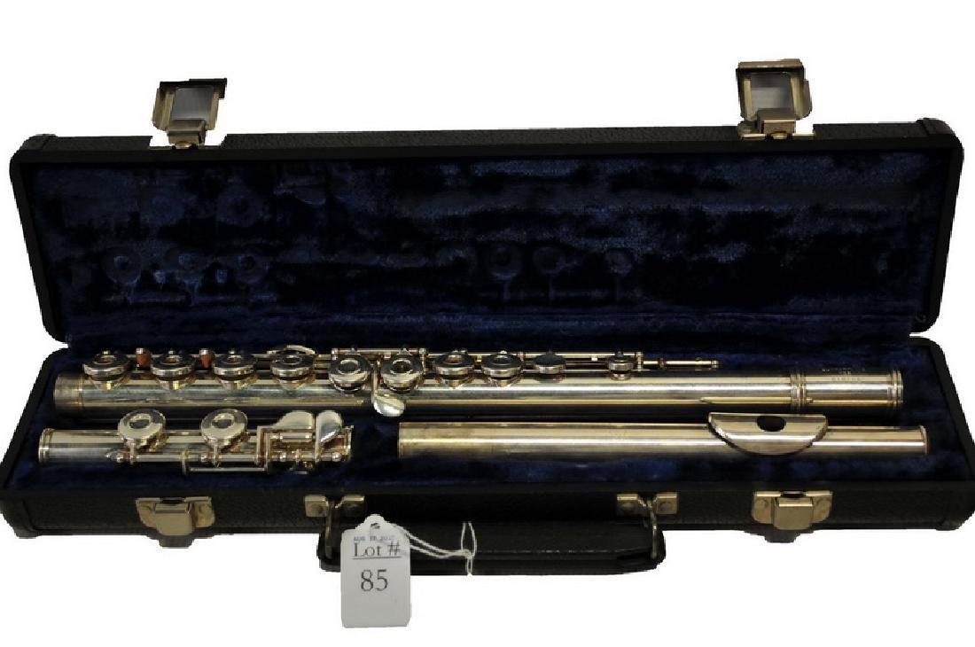 Gemeinhardt Sterling Silver Flute Model M3S - 2