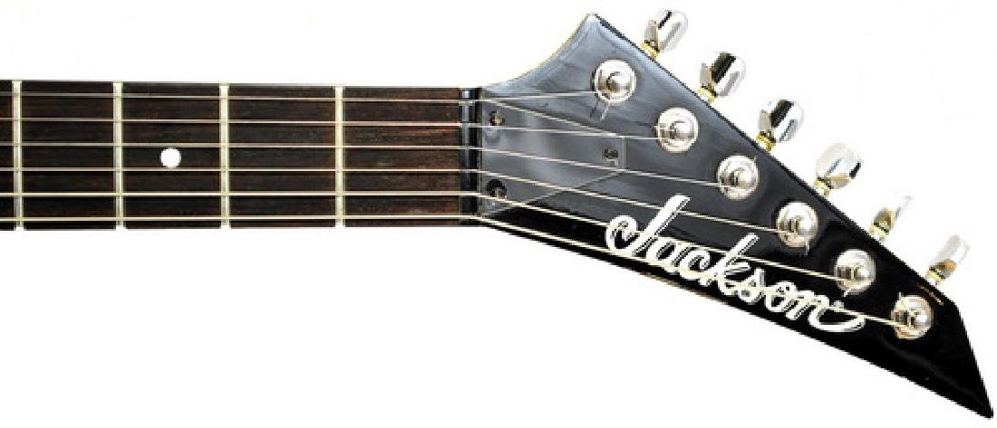 Jackson Flying V Guitar W/Hard Case - 5