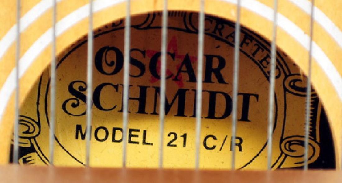 Autoharp by Oscar Schmidt Model 21 C/R - 3