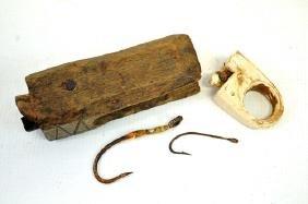 Antique Cod Fish Hook Strengtheners