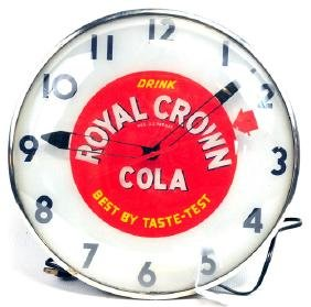 Original Royal Crown Cola Clock