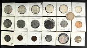 Historic World Coins/Fascist Italy/Nazi German