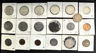 Historic World CoinsFascist ItalyNazi German