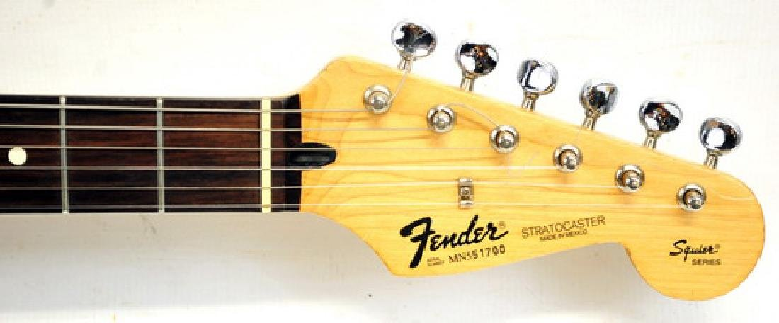 Fender Squier Series Stratocaster Electric Guitar - 4