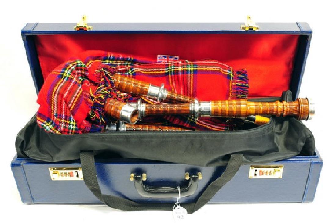 """1 """" Kintail"""" Scottish  bag pipe"""