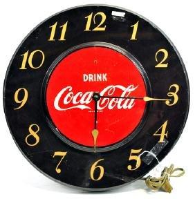 Original Drink Coca Cola Clock