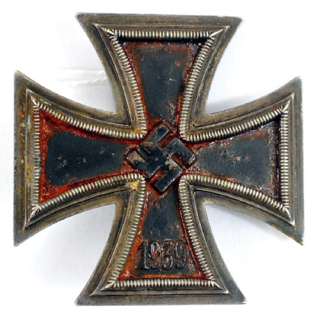 Original Nazi WWII Iron Cross