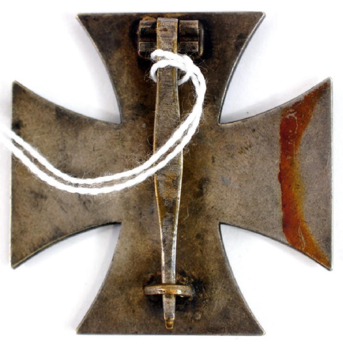 Original Nazi WWII Iron Cross - 2
